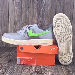 NIKE Air Force 1 AF1 82' Low Top Mens Sz. 13 w/box